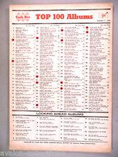 Cash Box Top 100 Albums MAGAZINE ARTICLE - 1965 ~~ The Beatles IV