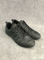 Adidas Pace VS - Mens Trainers - UK Size 10.5 - Black - Low Top - *Damaged*