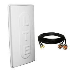 4G/LTE Directional 14dBi 700-900MHz Outdoor Antenna + 5m SMA Male Cable