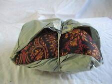 rare sac de couchage ancien vintage année 70.ALPCAN