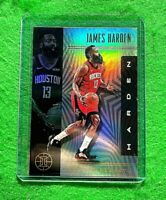JAMES HARDEN PRIZM ILLUSIONS CARD HOUSTON ROCKETS 2019-20 ILLUSIONS BASKETBALL