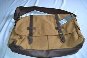 Men's good size Postal/Sand bag NEW Great buy