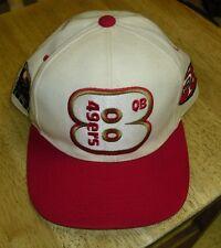 Steve Young hat San Francisco 49ers 90s Vintage Snapback hat AJD NFL RaRe