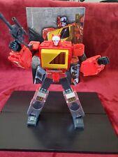 KFC EAVI METAL Transistor & HiFi Transformers Masterpiece Blaster Non-Metallic