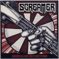 """SCREAMER """"ADRENALINE DISTRACTIONS"""" LP VINYL NEU"""