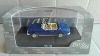 "DIE CAST "" FIAT 124 SPIDER BLUE "" STARLINE SCALA 1/43"