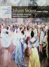 J Strauss: Polkas and Waltzes By Johann II Strauss, Josef Strauss, Willi Bosk.