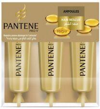 Pantene Pro-v Moisture Renewal Hair Rescue Wonder Ampoule Treatment 3x15ml