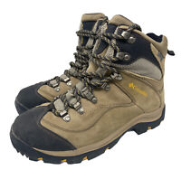 Columbia Frontier Peak GTX Hiking Boots Womens Size 8 Goretex