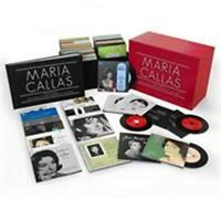 Maria Callas - The Callas Complete Fully Remastered Box Set NEW