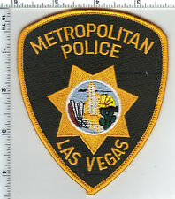 Las Vegas Police (Nevada) Shoulder Patch  new from the 1980's