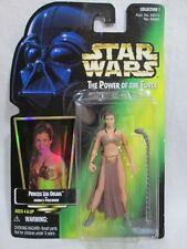 Star Wars Princess Leia Organa as Jabba's Prisoner 3¾� Hasbro Figure 1997 New