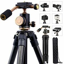 Flexible Professional Travel Tripod Stand For DSLR  360 Ball Head