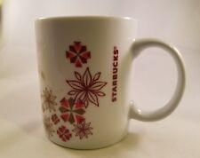 . Starbucks 12 Fl Oz White Coffee Mug Cup