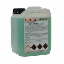 Mafra SUPERMAFRASOL 6 kg  Detergente Sgrassante per motori carrozzerie auto