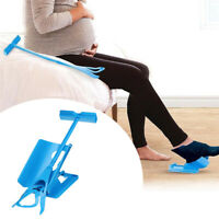 Sock Aid Sock Puller Easy On Off Pulling Assist Device for Elderly Disabled