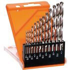 Qty 1 Frost 13 Piece Imperial Drill Set High Speed Steel Drill Bits HSS