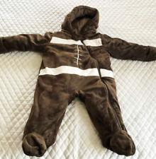 fcd97e25e Koala Baby Snowsuit Outerwear Size 6 Months Brown Football Baby