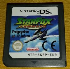STARFOX COMMAND - Nintendo DS - NDS - Game Gioco 3DS 3 2 DS XL Lite