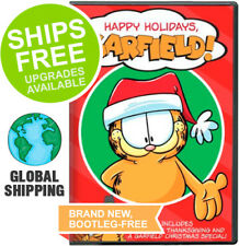 Happy Holidays Garfield (DVD, xxxx) NEW, Thanksgiving & Christmas Special