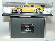 Red Line RL019, Ferrari 360 GTC Presentation 2004, yellow, 1/43, OVP