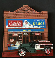 Soda Pop Stop Shelia'S Cok01P Artist Proof Coca Cola Series - Ask About Others