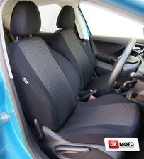 Tailored seat covers full set for Peugeot 307  2001 - 2008  full set