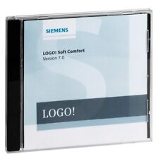 Siemens LOGO!8 Soft Comfort V8 6ED1058-0BA08-0YA1 Engineering-Software LOGO!8
