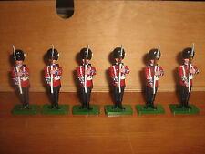Britain's Grenadier Guards x6 1899
