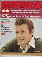 BRAVO Nr.20 vom 8.5.1967 Monkees, Udo Jürgens, Roger Moore, France Gall, Lords