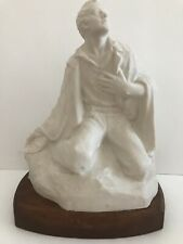 Vintage Avard Fairbanks Plaster Cast Joseph Smith Art Sculpture LDS Mormon