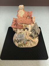 Vintage1982 David Winter Cottages The House on Top Hand Made England Coa