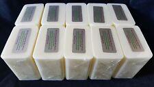 10 lb CREAMY GOAT'S MILK Melt And Pour Soap Base 100% All Natural Bulk Wholesale