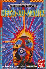 # Sega Mega Drive-Mega-lo-Mania - Top/MD juego #
