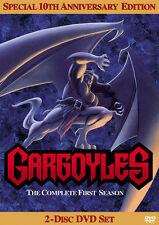 Gargoyles . The Complete Season 1 One . Staffel . 2 DVD . NEU . OVP