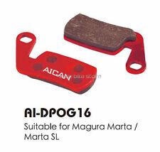 Aican Bike Bicycle Disc Brake Pads MAGURA MARTA OR SL *16