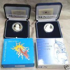 5 + 10 EURO argento Fs BE PP proof VATICANO 2007 Vatican Vatikan Ватикан