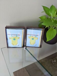 PAPYRUS Baby Thank You Cards Set of 2 Boxes 6 in Each Blank Inside 12 Total