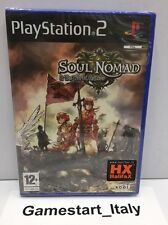 SOUL NOMAD & THE WORLD EATERS - SONY PS2 - NUOVO SIGILLATO VERSIONE ITA - PAL