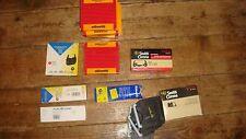 Lot bobines d'encre pour machine à écrire vintages Olivetti, Corona,...