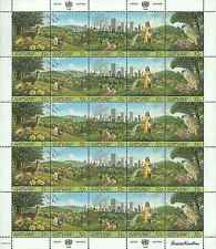 Timbres Nations Unies New York F 699/703 ** année 1996 lot 4638