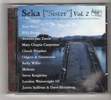 (FZ666) Seka (Sister) Vol 2, 22 tracks various artists - 2000 CD