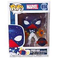 Spider-Man - Spider-Man Captain Universe US Exclusive Pop! Vinyl-FUN47064-FUNKO