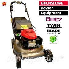 Rasaerba Honda IZY HRG536 C8 VY EH raccolta + mulching + smart drive + roto stop