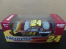 RARE Jeff Gordon 2007 Nicorette Cinnamon Surge 1/64 NASCAR