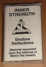INNER STRENGTH - Shallow Reflections - Rare DEMO Cassette 1991 - Metal rock