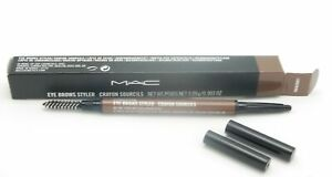 MAC Eyebrow Styler Crayon 100% AUTHENTIC - Lingering (ALMOST GONE)