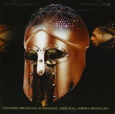 Tangerine Dream - Knights of Asheville: Live at Moogfest 2011 [New CD] Germany -