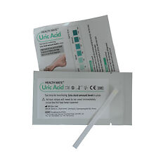 10 x Uric Acid - Gout Urine Test Strips
