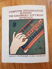 Computer Organization and Design: The Hardware/Software Interface, Hennessy, Joh